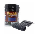 Teclado Flexible USB (CP9834)