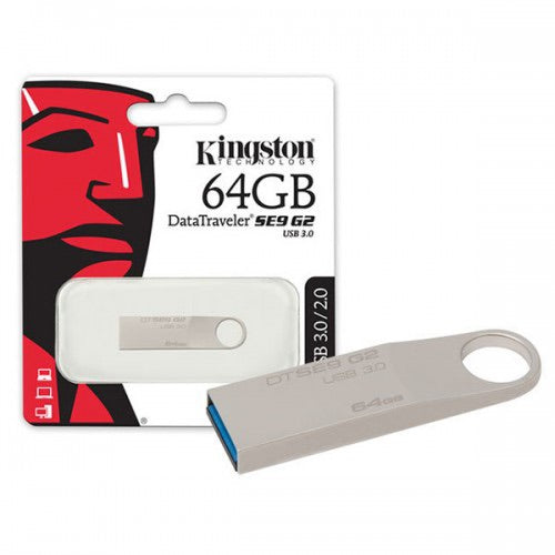 KINGSTON USB DRIVE 64GB (DTSE9G2)