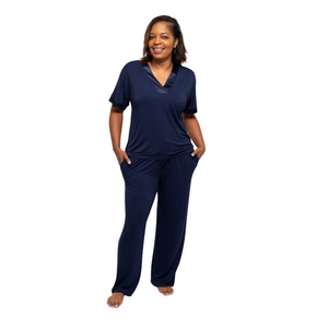 Kimmi 2 Piece Pajama Set
