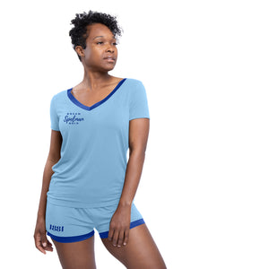 Spelman Exclusive Bamboo Short Pajama Set