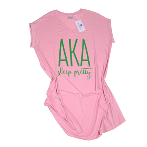 AKA Sleep Pretty Night Shirt