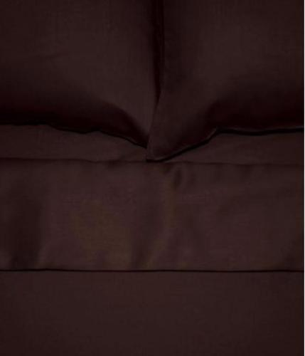 BAMBOO BED SHEETS - ESPRESSO