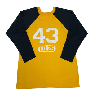 "Vintage Champion US Naval Academy ""#43"" Football Jersey"