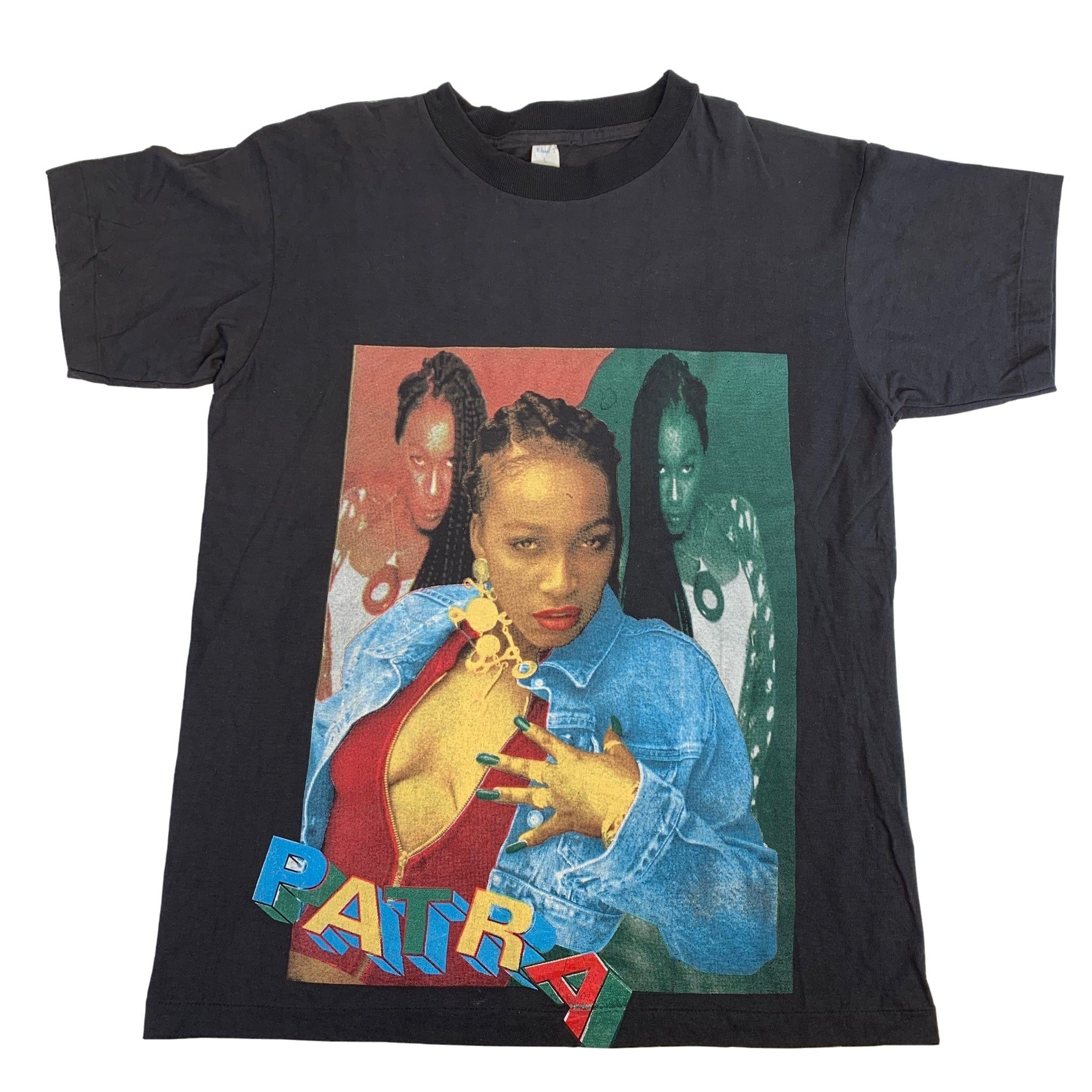 "Vintage Patra ""Queen Of The Pat"" T-Shirt"