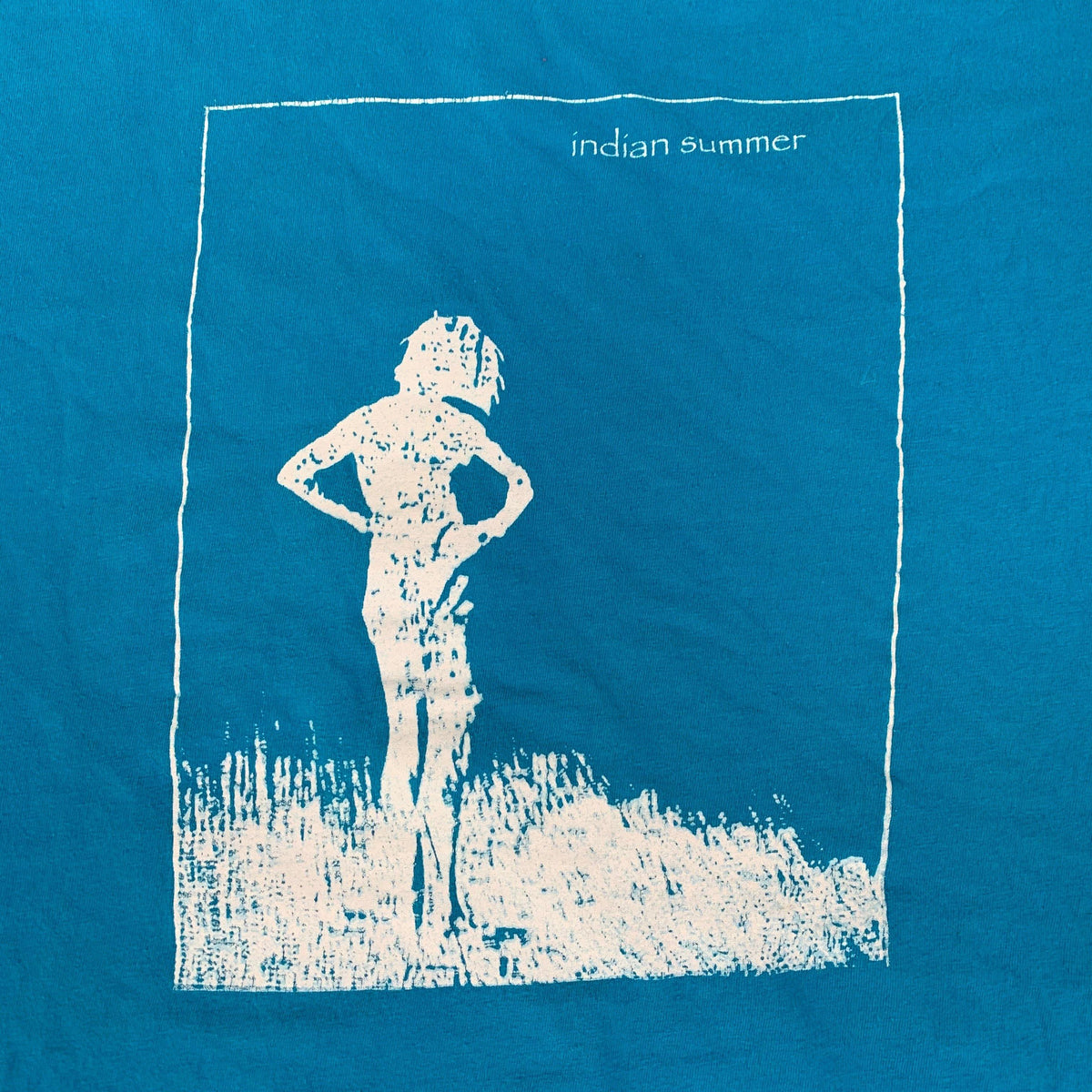 "Vintage Indian Summer ""Homemade Records"" T-Shirt - jointcustodydc"