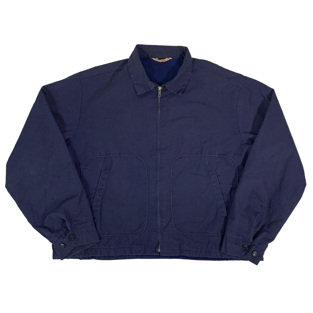"Vintage Dan River Navy ""Work"" Jacket"