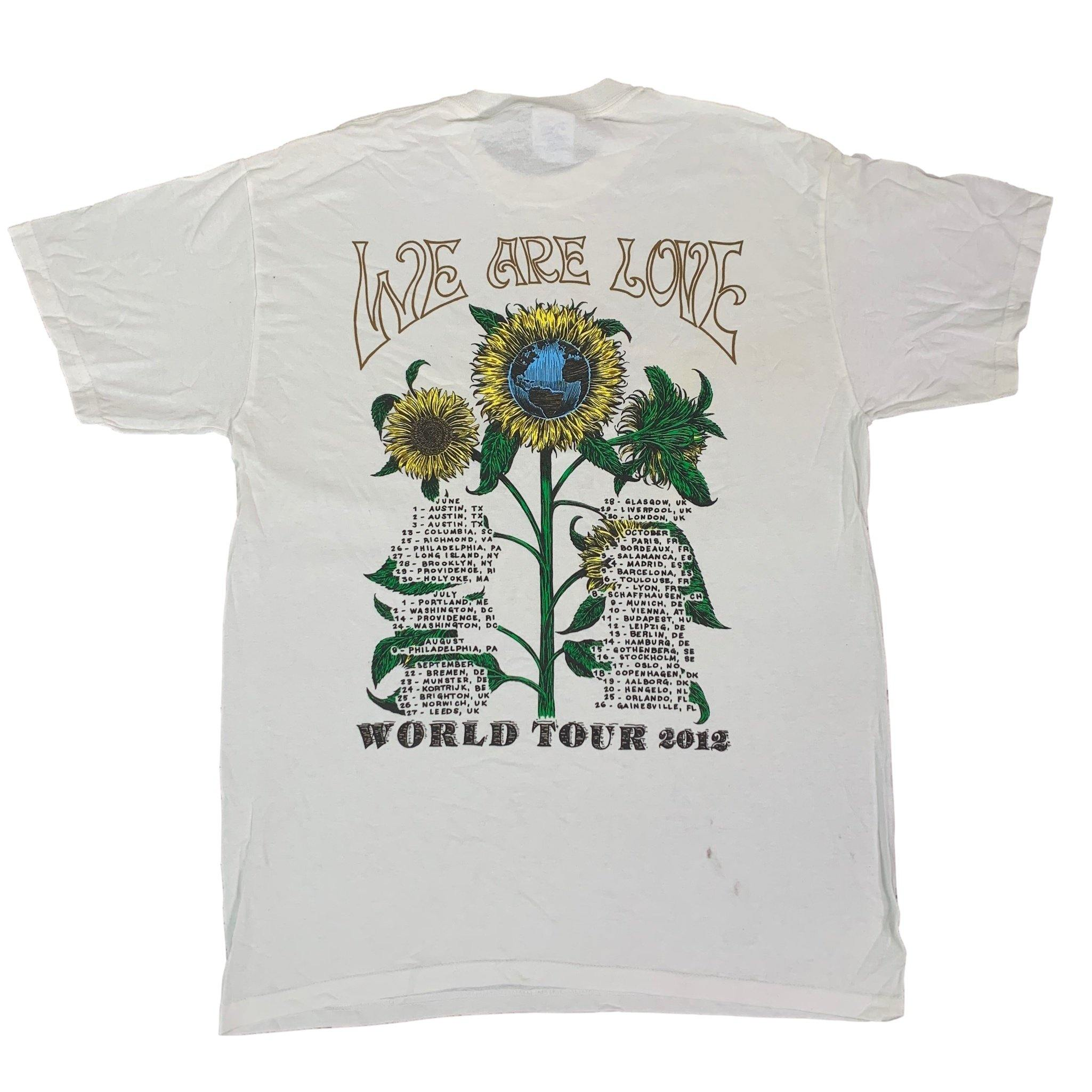 "Vintage Give ""We Are Love"" T-Shirt"