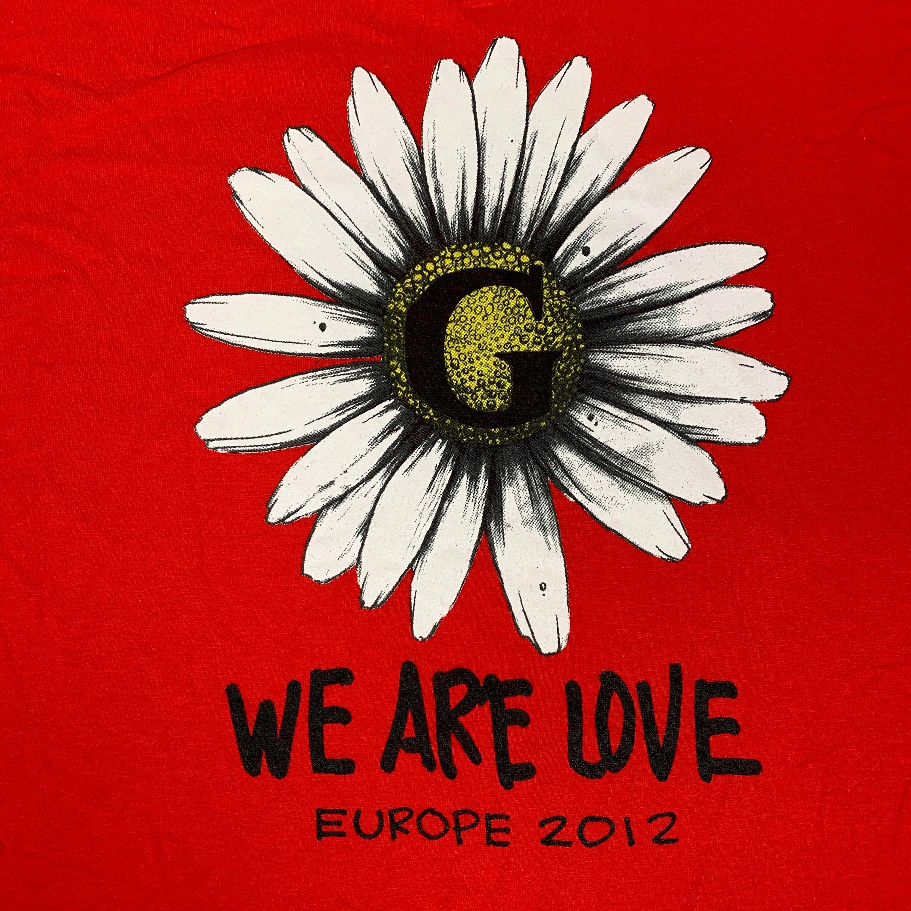 "Vintage Give ""We Are Love"" Long Sleeve Shirt"