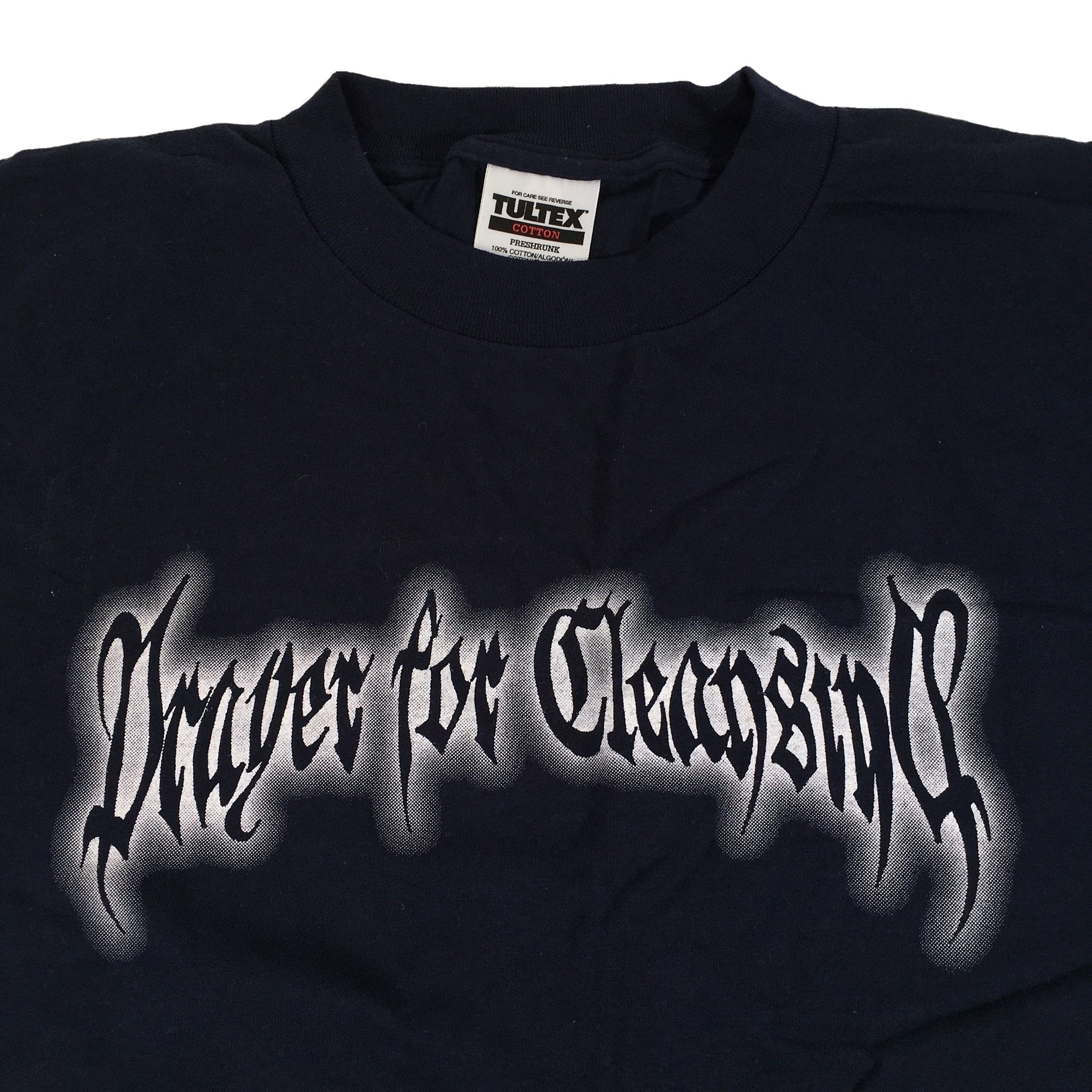 "Vintage Prayer For Cleansing ""The Rain In Endless Fall"" T-Shirt"
