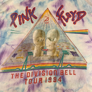 "Vintage Pink Floyd ""The Division"" T-Shirt"