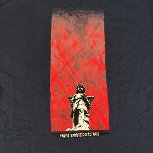 "Vintage Overcast ""Fight Ambition To Kill"" T-Shirt"