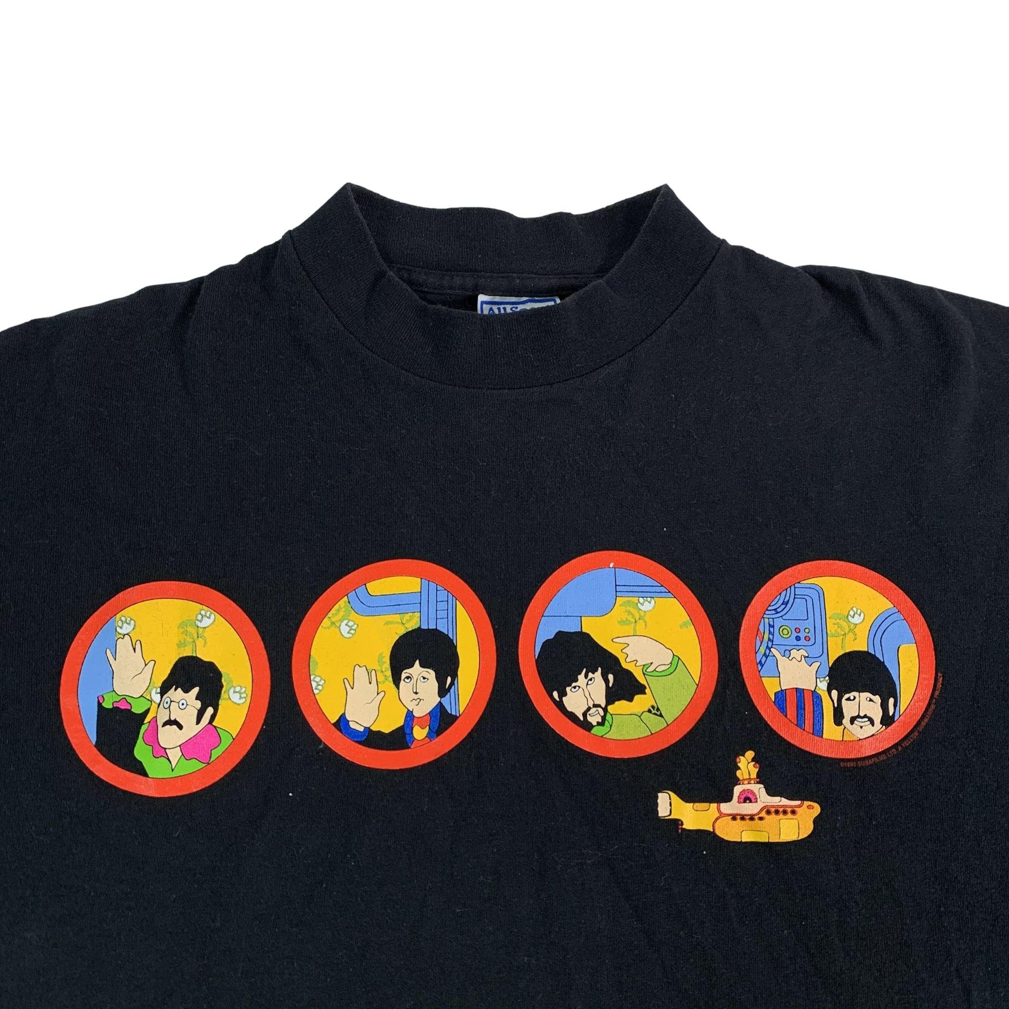"Vintage The Beatles ""Yellow Submarine"" T-Shirt"