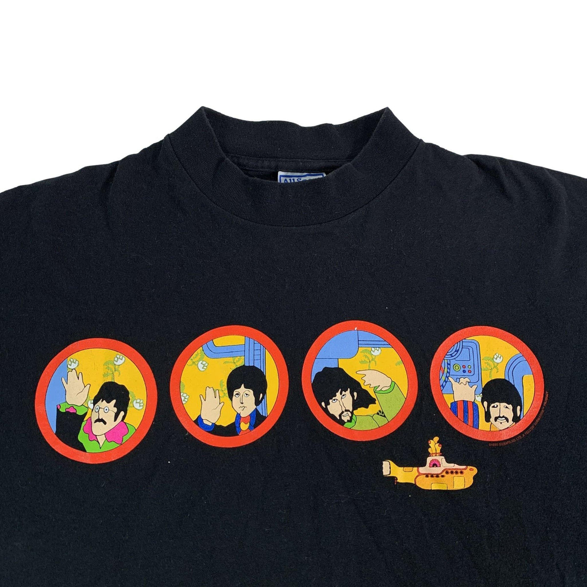 "Vintage The Beatles ""Yellow Submarine"" T-Shirt - jointcustodydc"