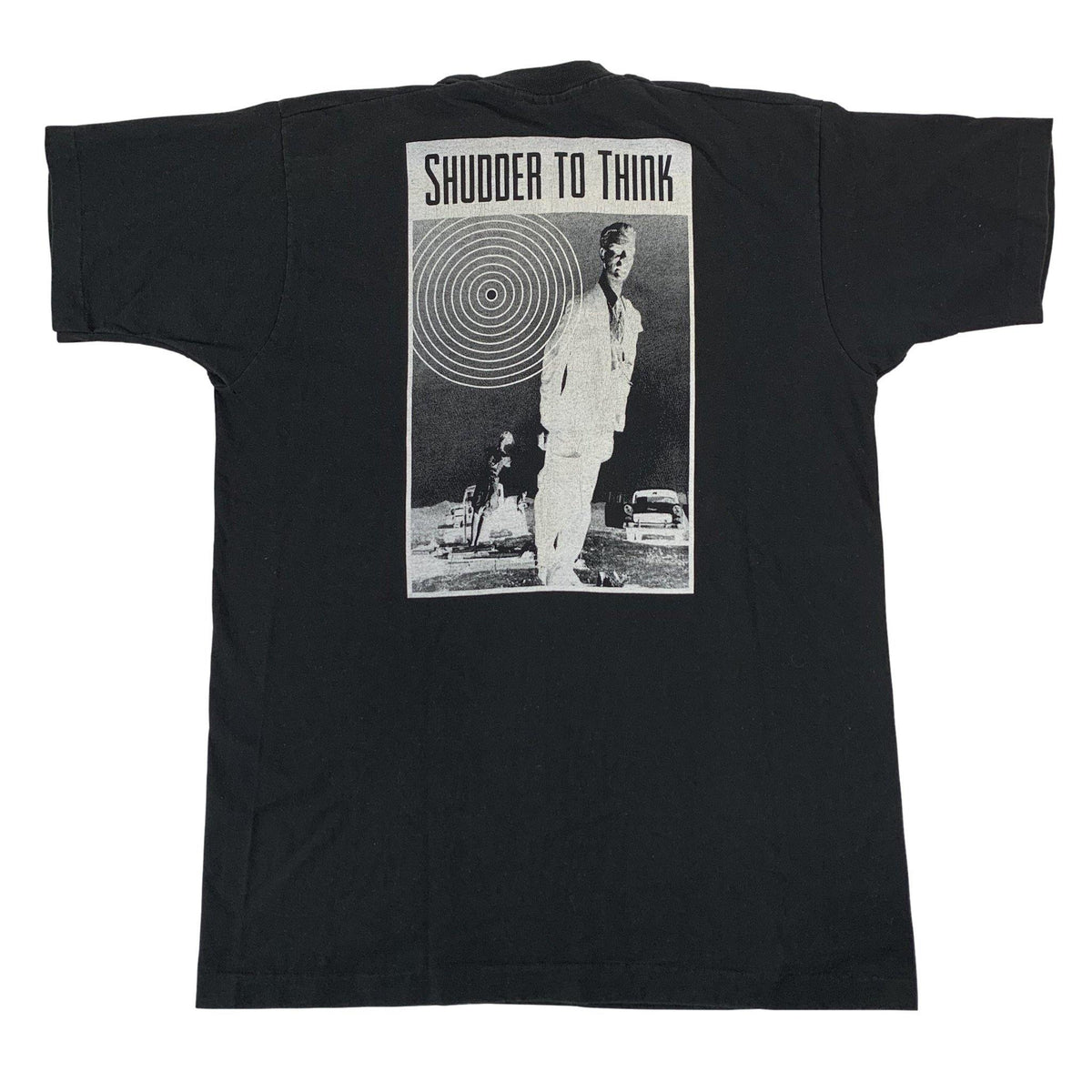 "Vintage Shudder To Think ""Pony Express Record"" T-Shirt"