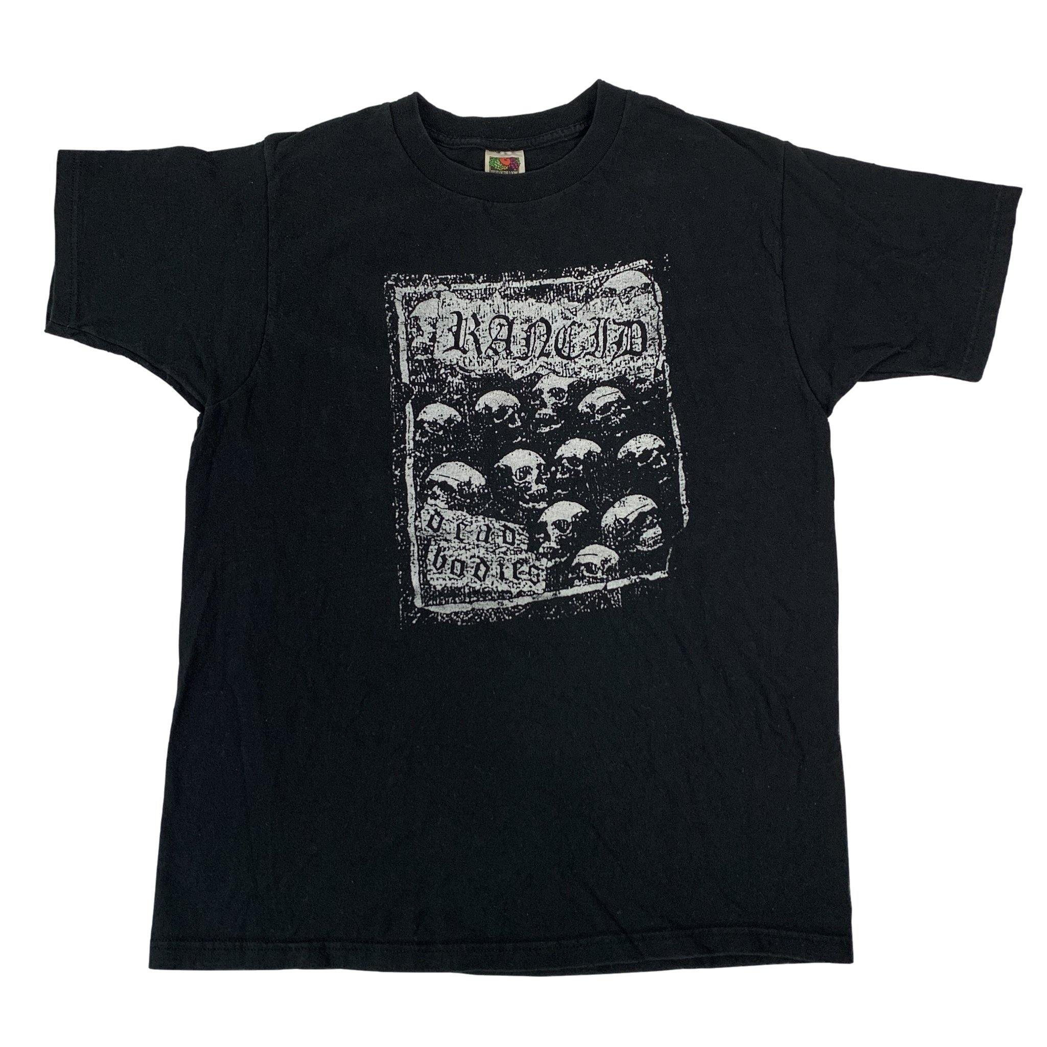 "Vintage Rancid ""Dead Bodies"" T-Shirt"