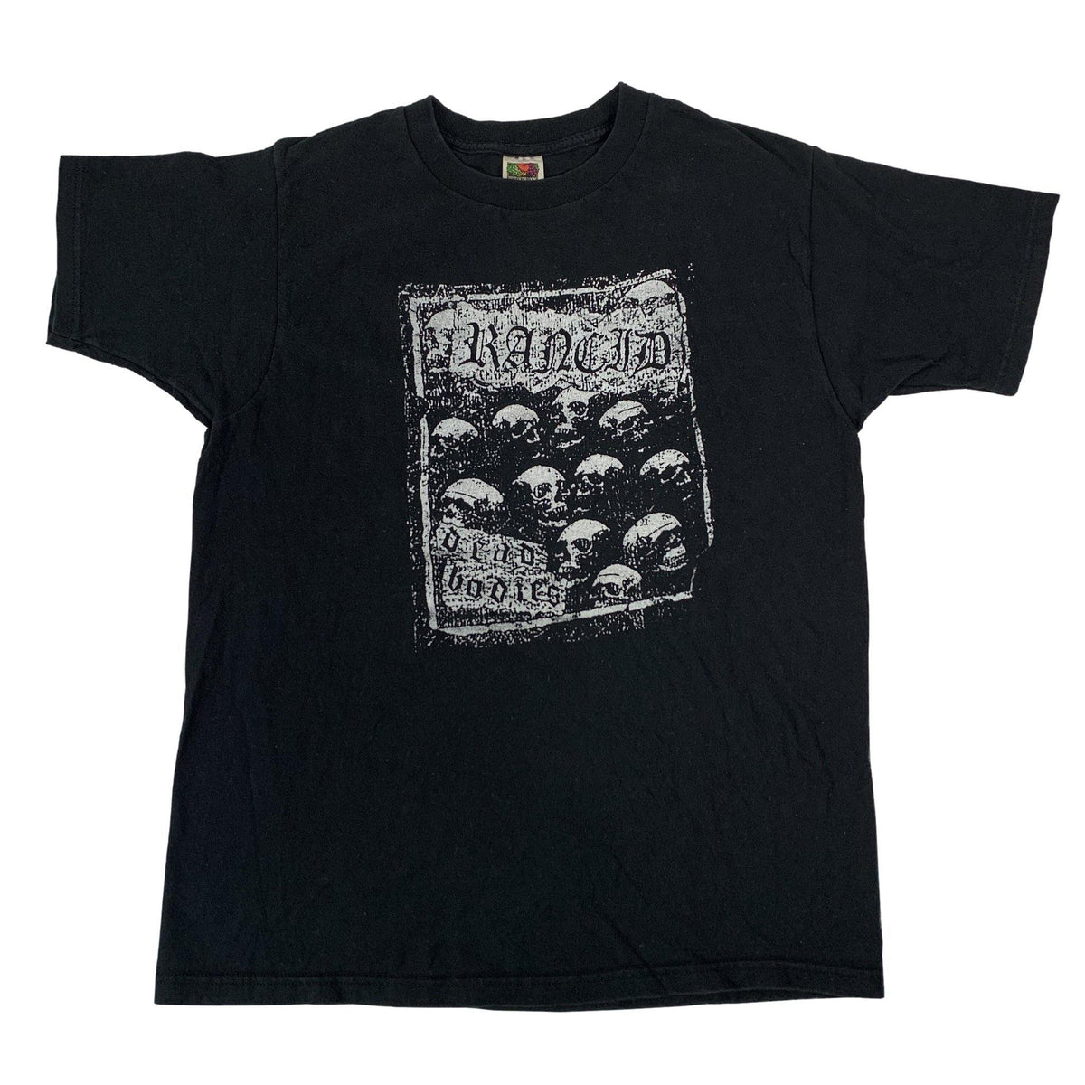"Vintage Rancid ""Dead Bodies"" T-Shirt - jointcustodydc"