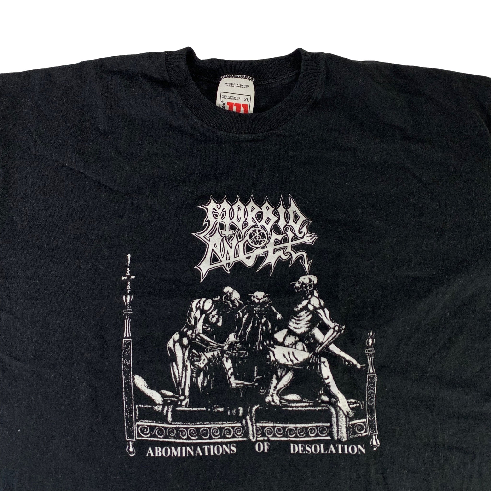 "Vintage Morbid Angel ""Abominations Of Desolation"" T-Shirt"