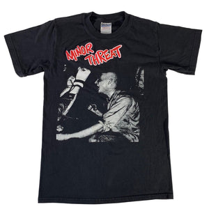 "Vintage Minor Threat ""Puffy Ink"" T-Shirt"