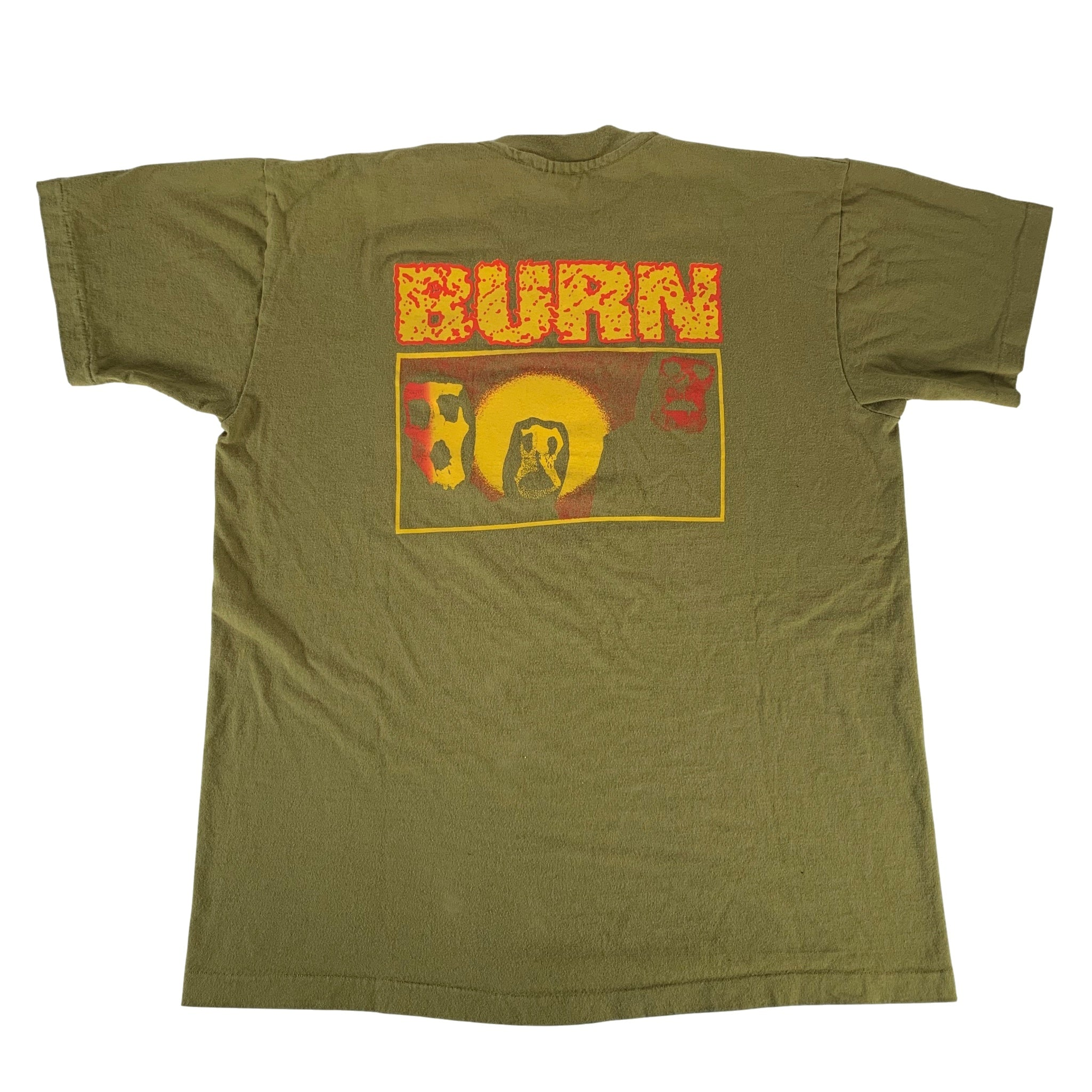 "Vintage Burn ""Shall Be Judged"" T-Shirt"