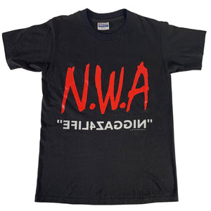 "Vintage NWA ""Ruthless Records 91'"" T-Shirt"