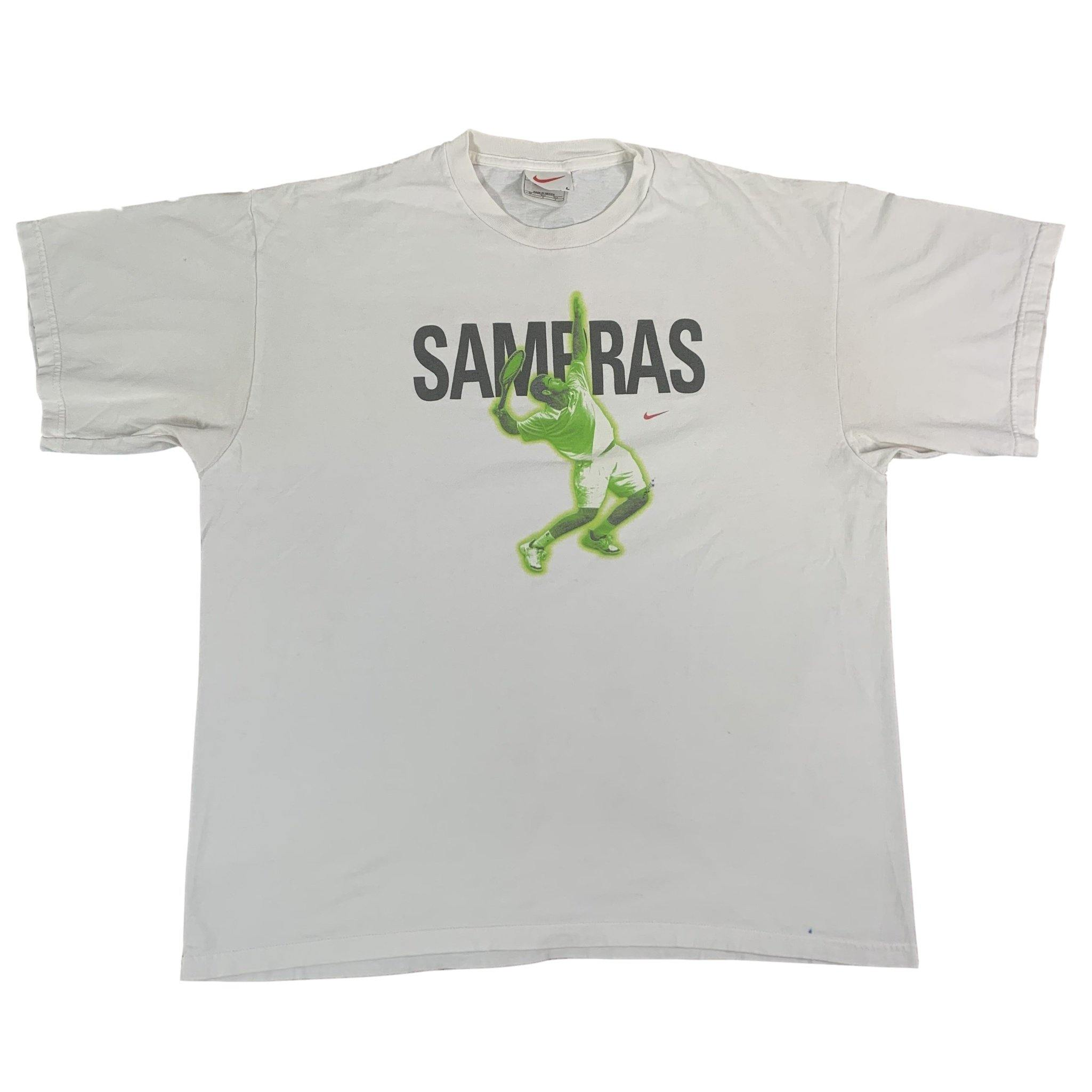 "Vintage Pete Sampras ""World Domination"" T-Shirt"
