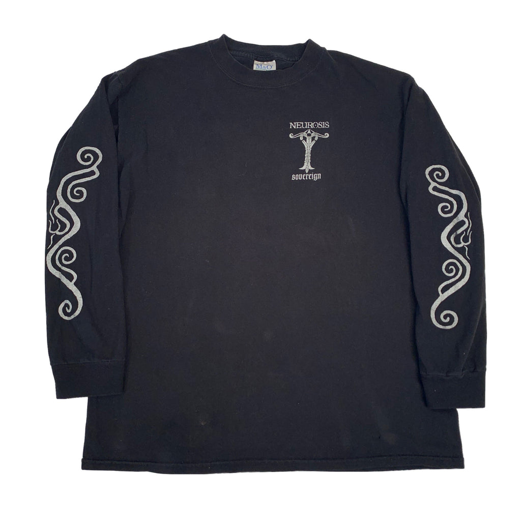 "Vintage Neurosis ""Sovereign"" Long Sleeve Shirt"