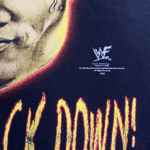 "Vintage The Rock ""Smack Down"" T-Shirt"