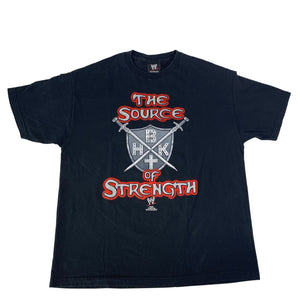 "Vintage Shawn Michaels ""The Source Of Strength"" T-Shirt"