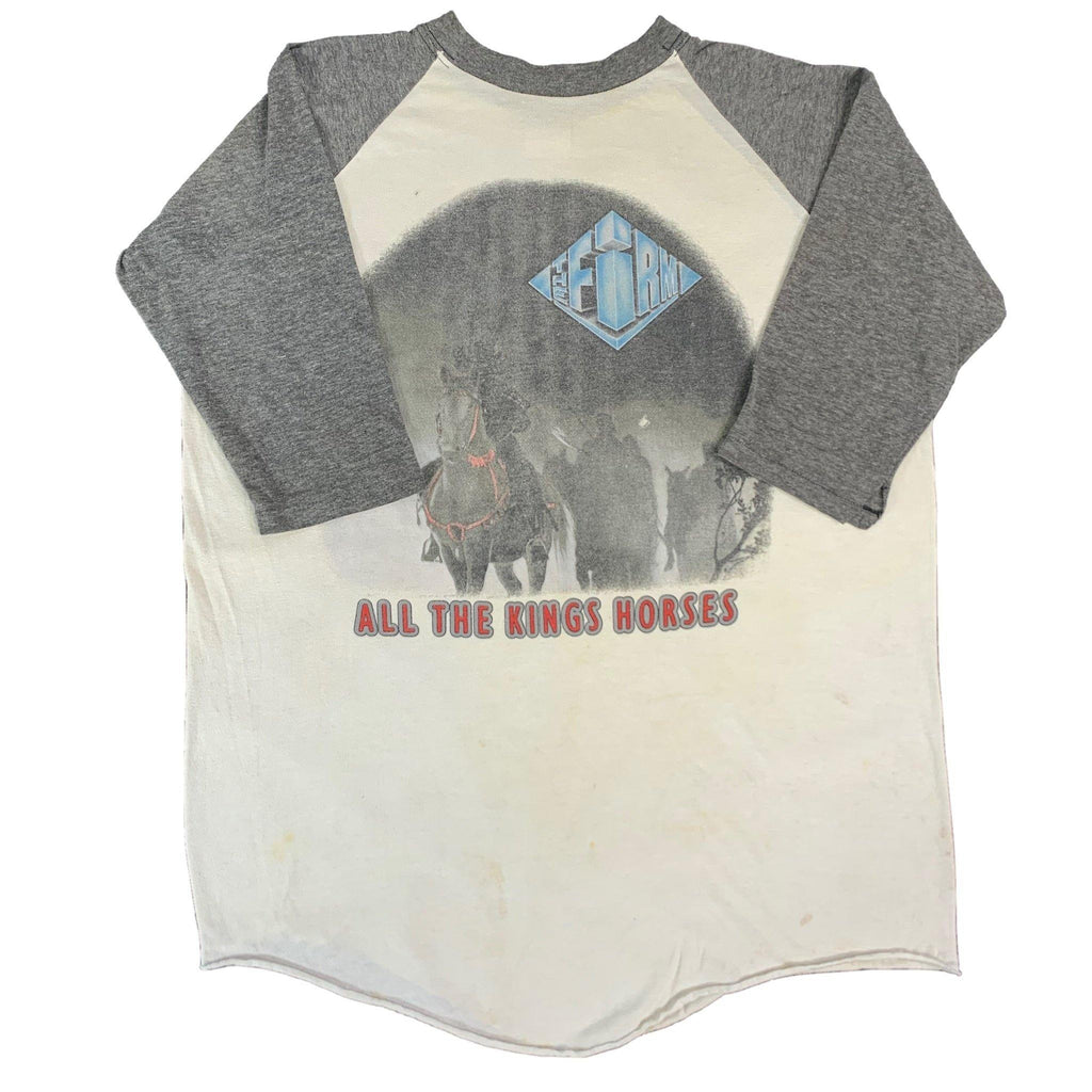 "Vintage The Firm ""All The Kings Horses"" Tour Raglan"
