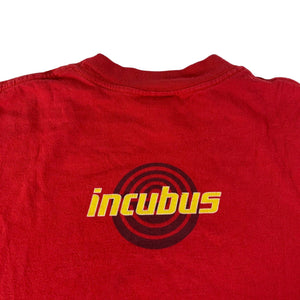 "Vintage Incubus ""Karate Chuck"" T-Shirt"