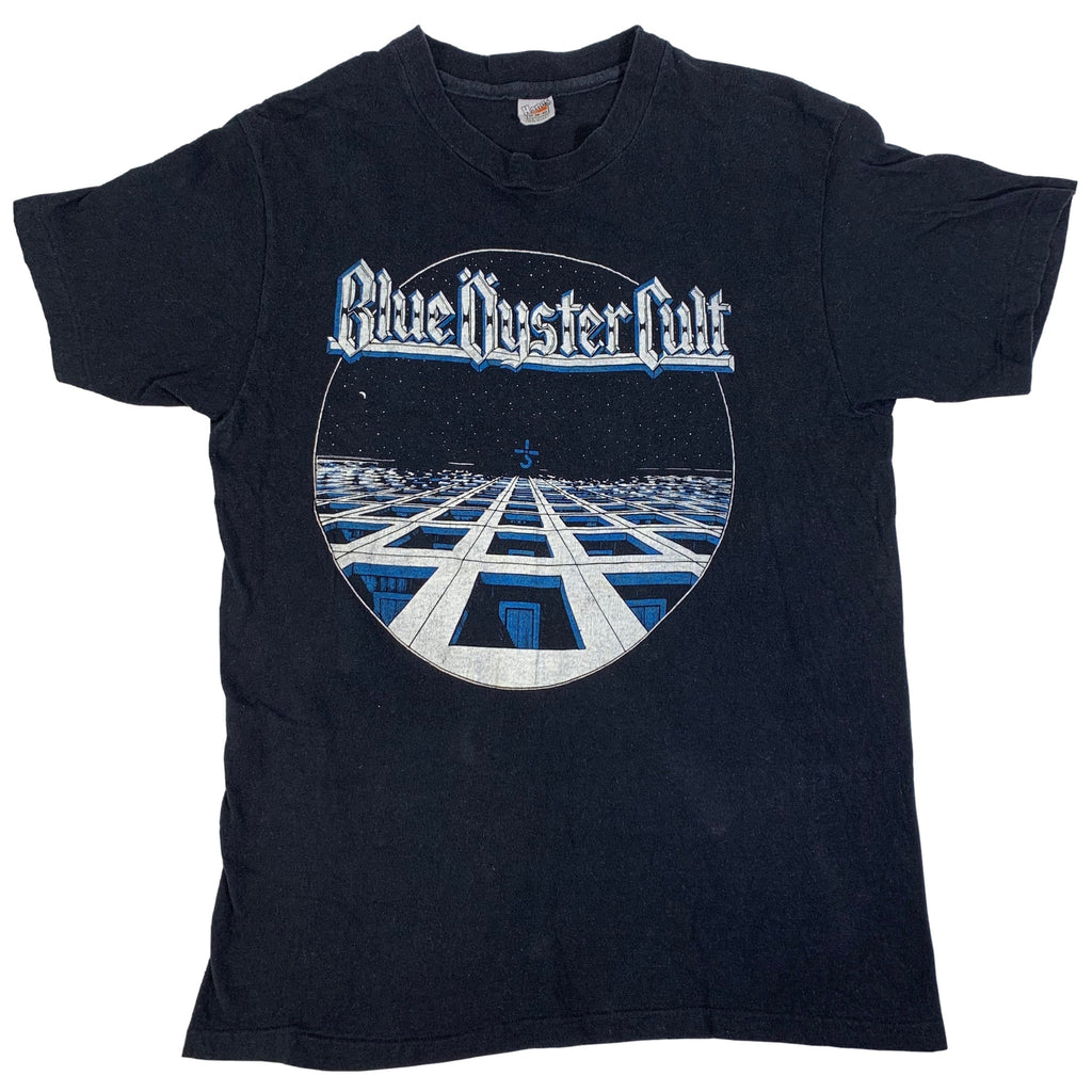"Vintage Blue Oyster Cult ""Self Titled"" T-Shirt"