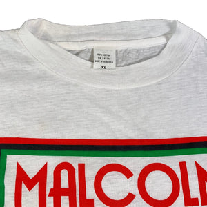 "Vintage Malcolm X ""Fan Club"" T-Shirt"