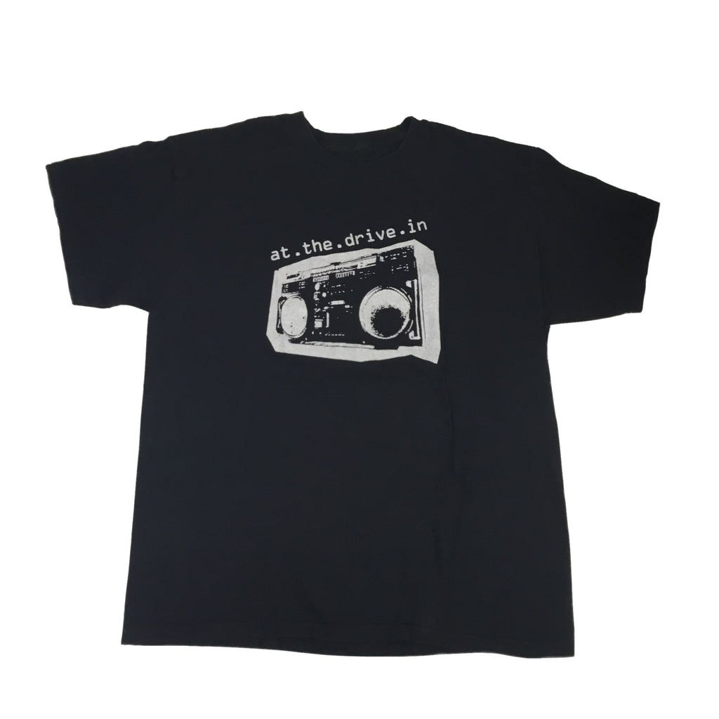 "Vintage At The Drive In ""Stereo"" T-Shirt"
