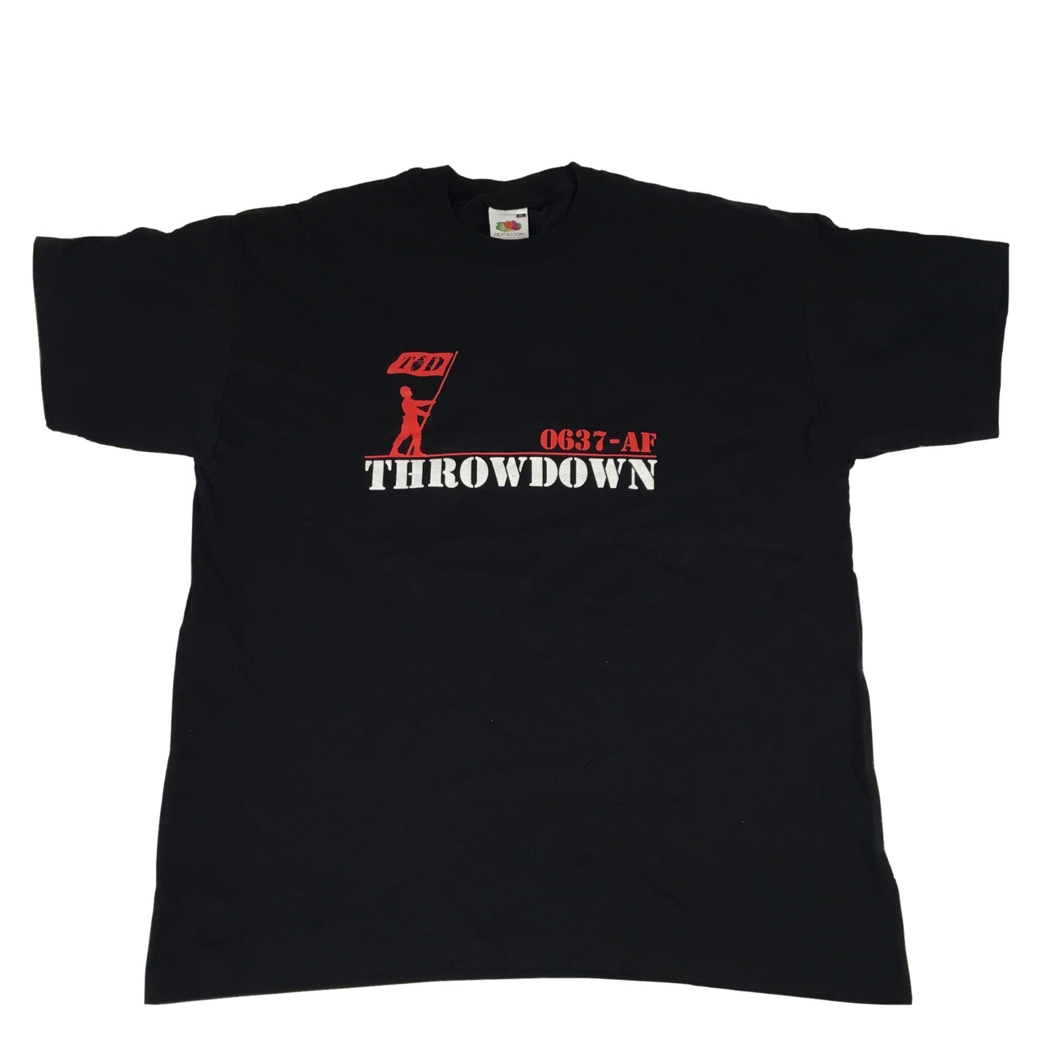 "Vintage Throwdown ""0637-AF"" T-Shirt"