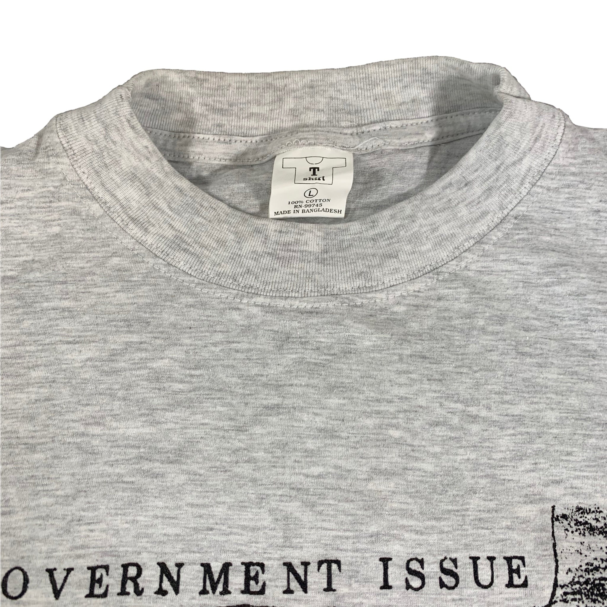 "Vintage Government Issue ""Legless Bull"" T-Shirt"