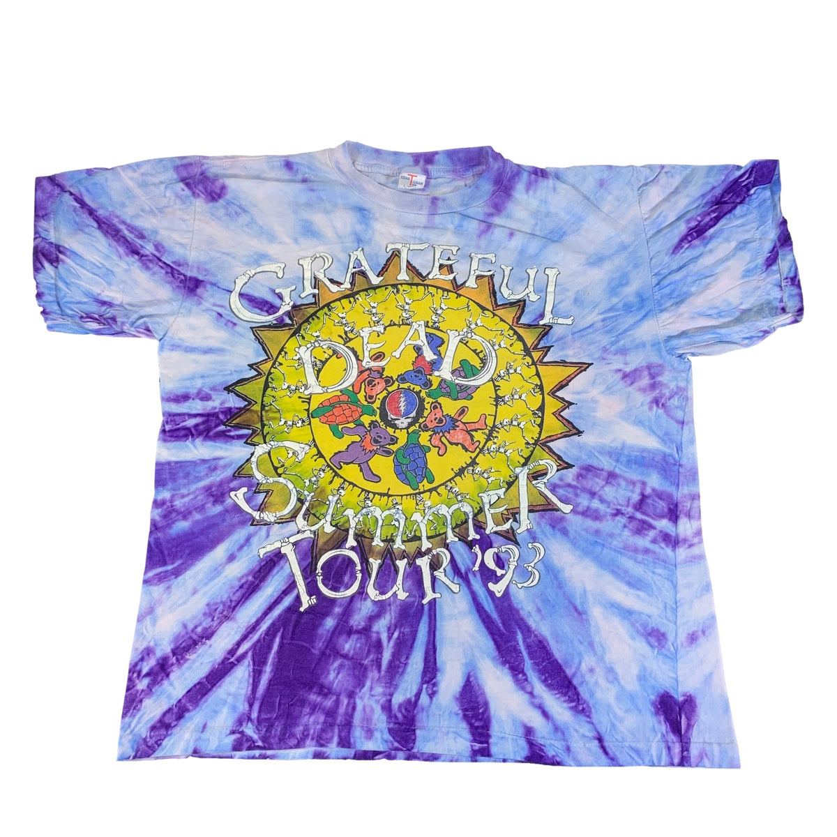 "Vintage Grateful Dead ""Summer 93"" T-Shirt"