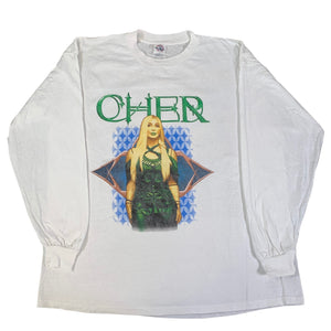 "Vintage Cher ""Farewell"" Long Sleeve Shirt"