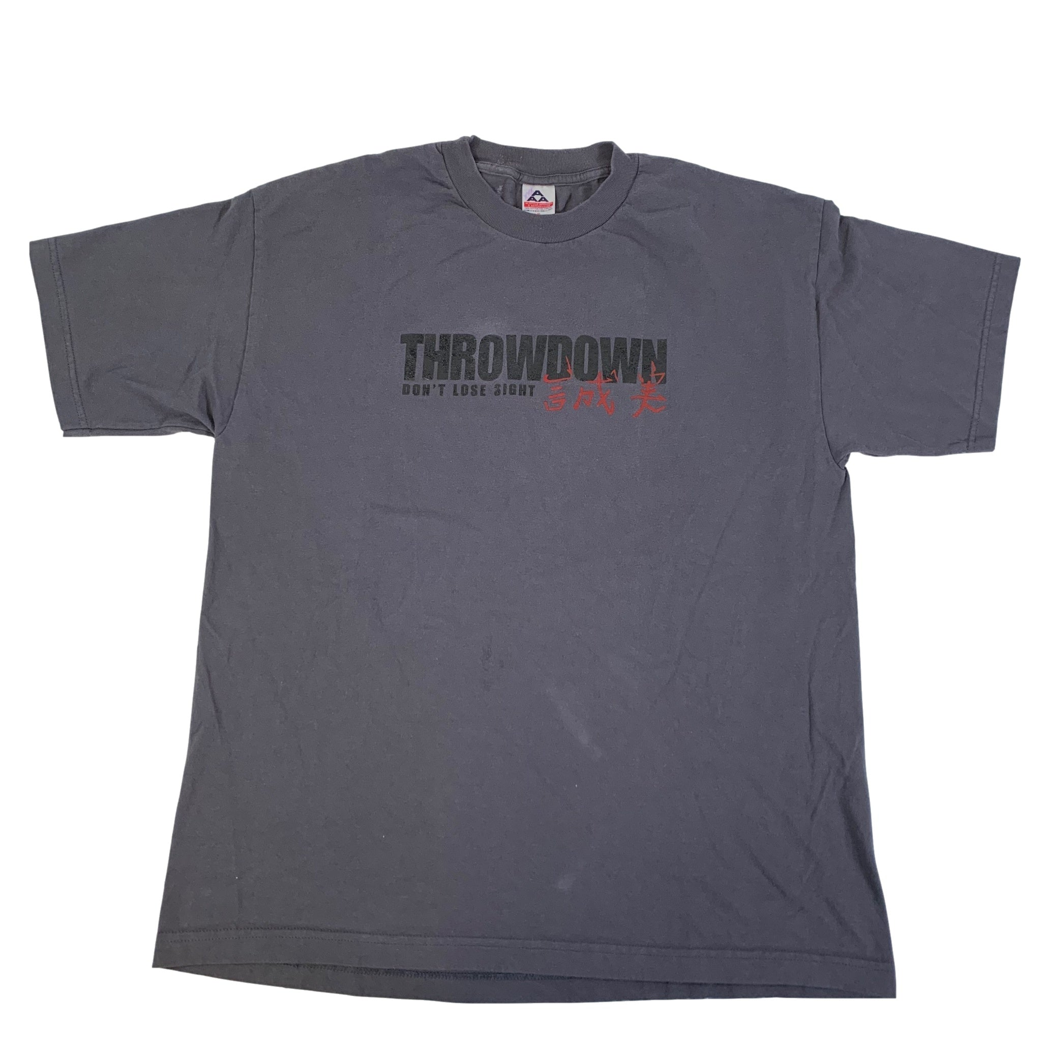 "Vintage Throwdown ""Don't Lose Sight"" T-Shirt"