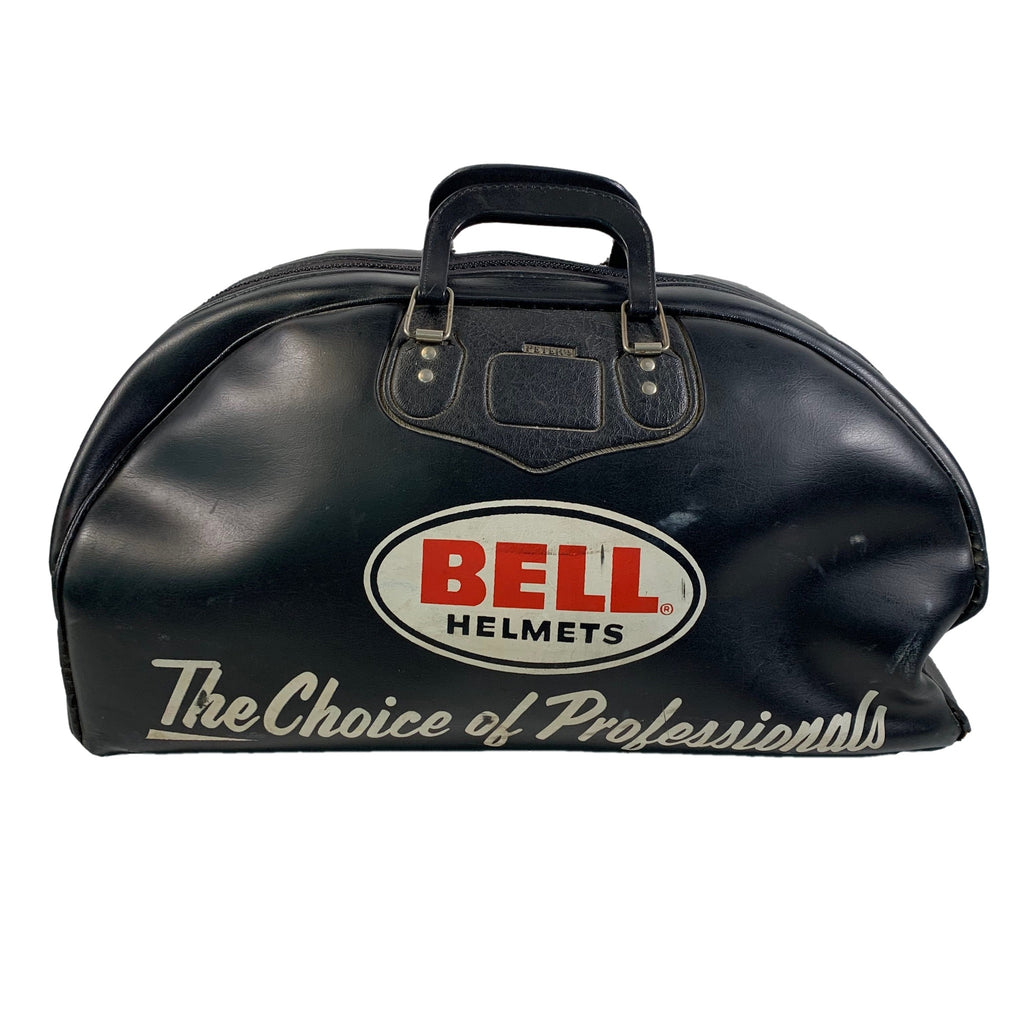 "Vintage Bell Helmets ""Choice Of Professionals"" Bag"