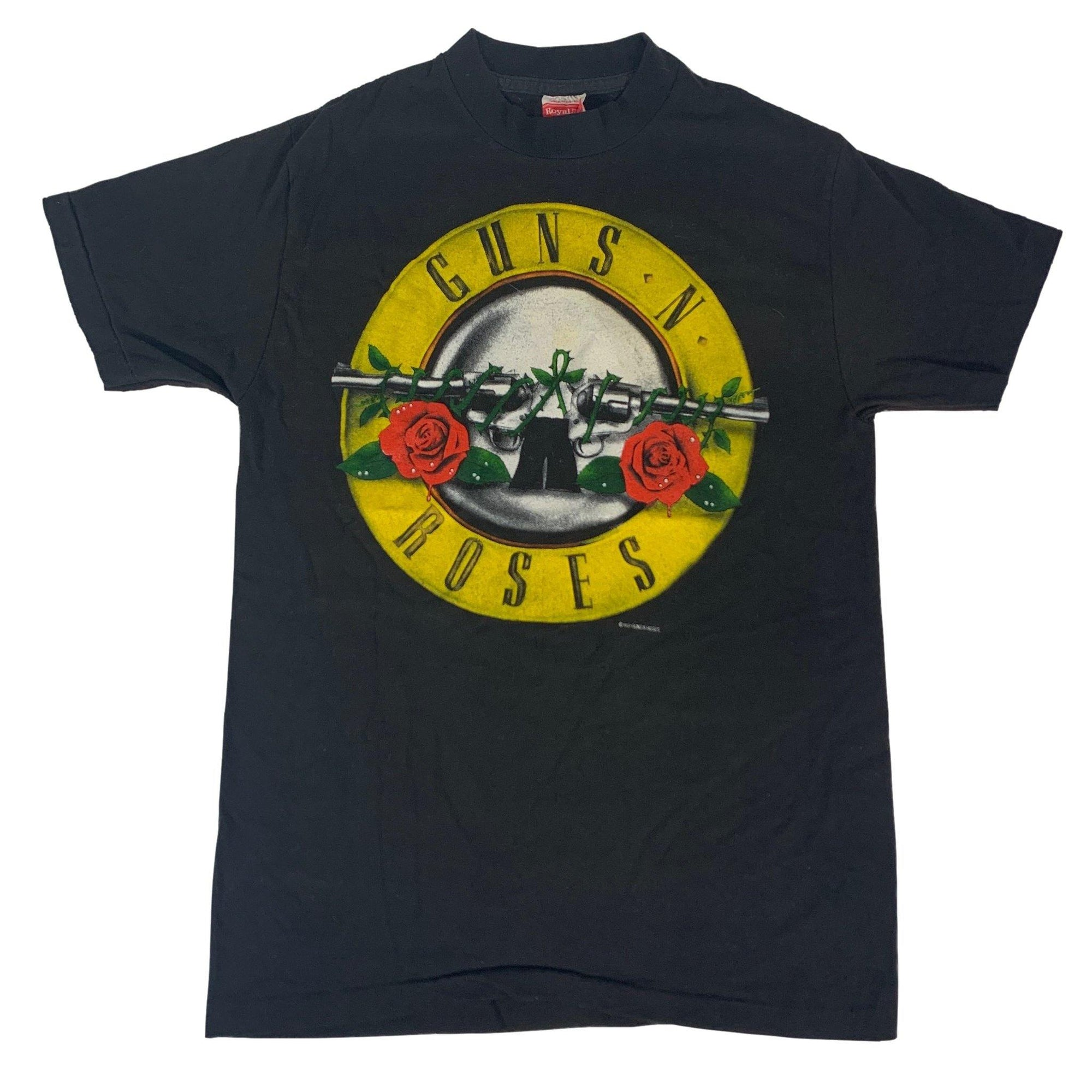 "Vintage Guns N' Roses ""GNR Was Here"" T-Shirt - jointcustodydc"