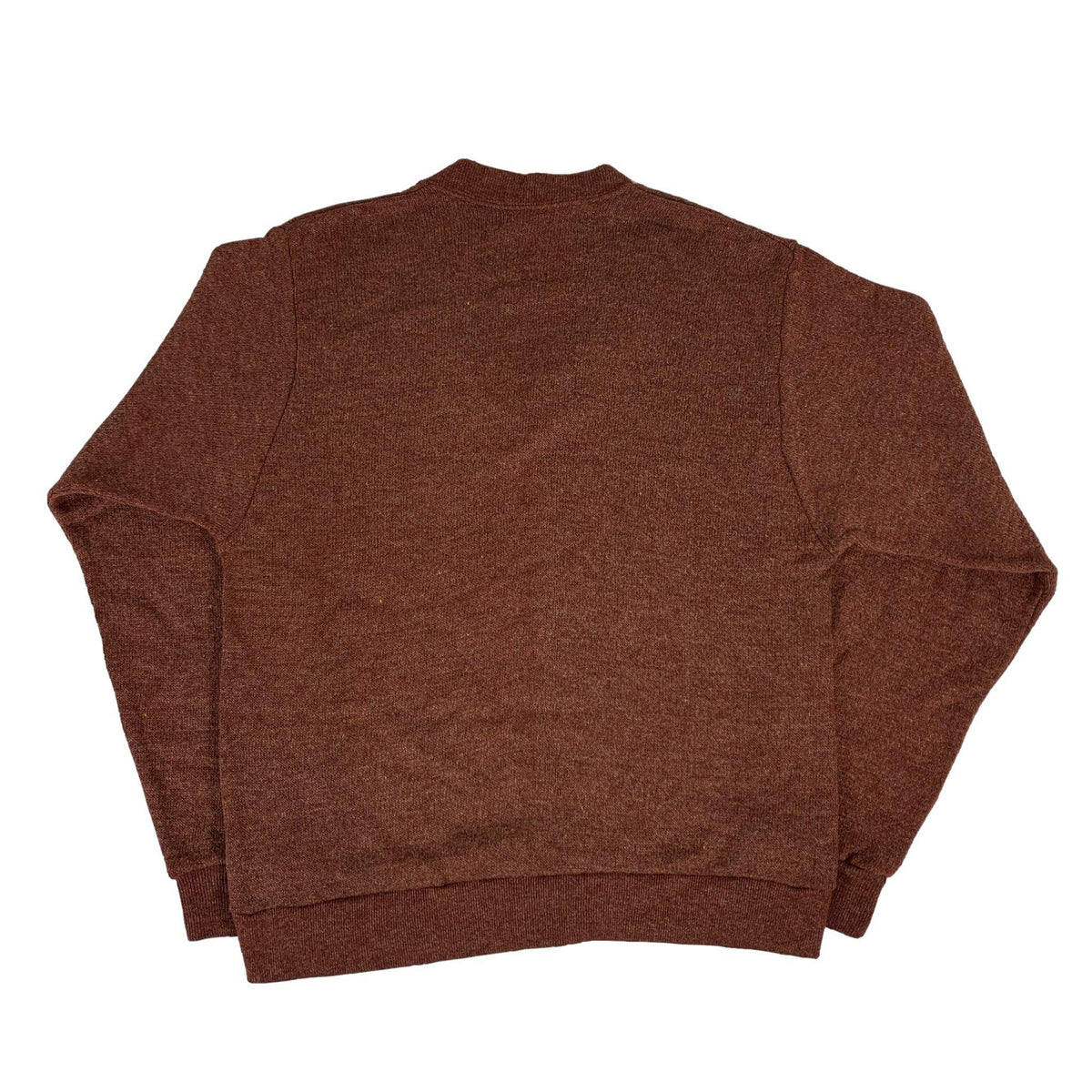 "Vintage Champion ""Doran Casual"" Knit Sweater"