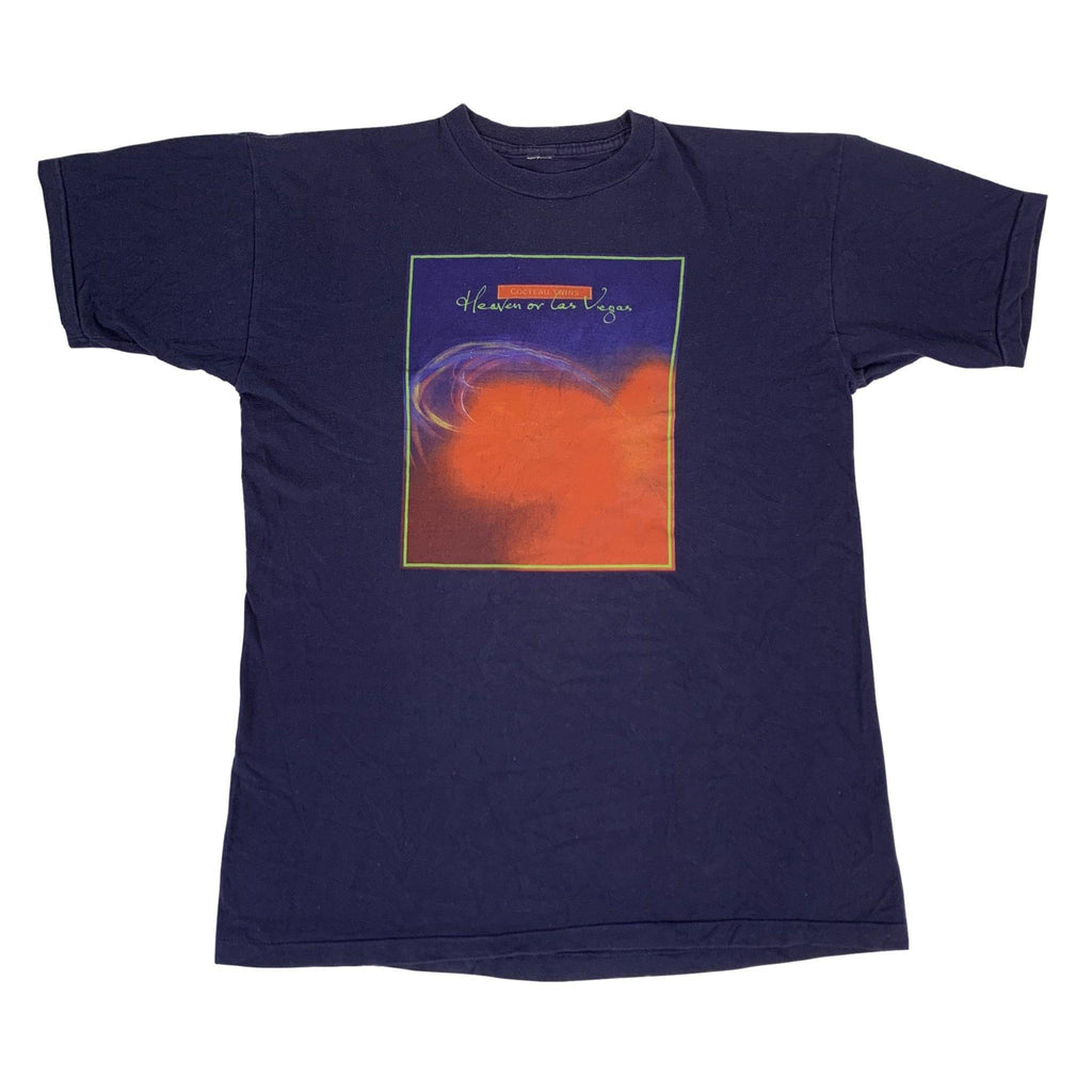 "Vintage Cocteau Twins ""Heaven Or Las Vegas"" T-Shirt"