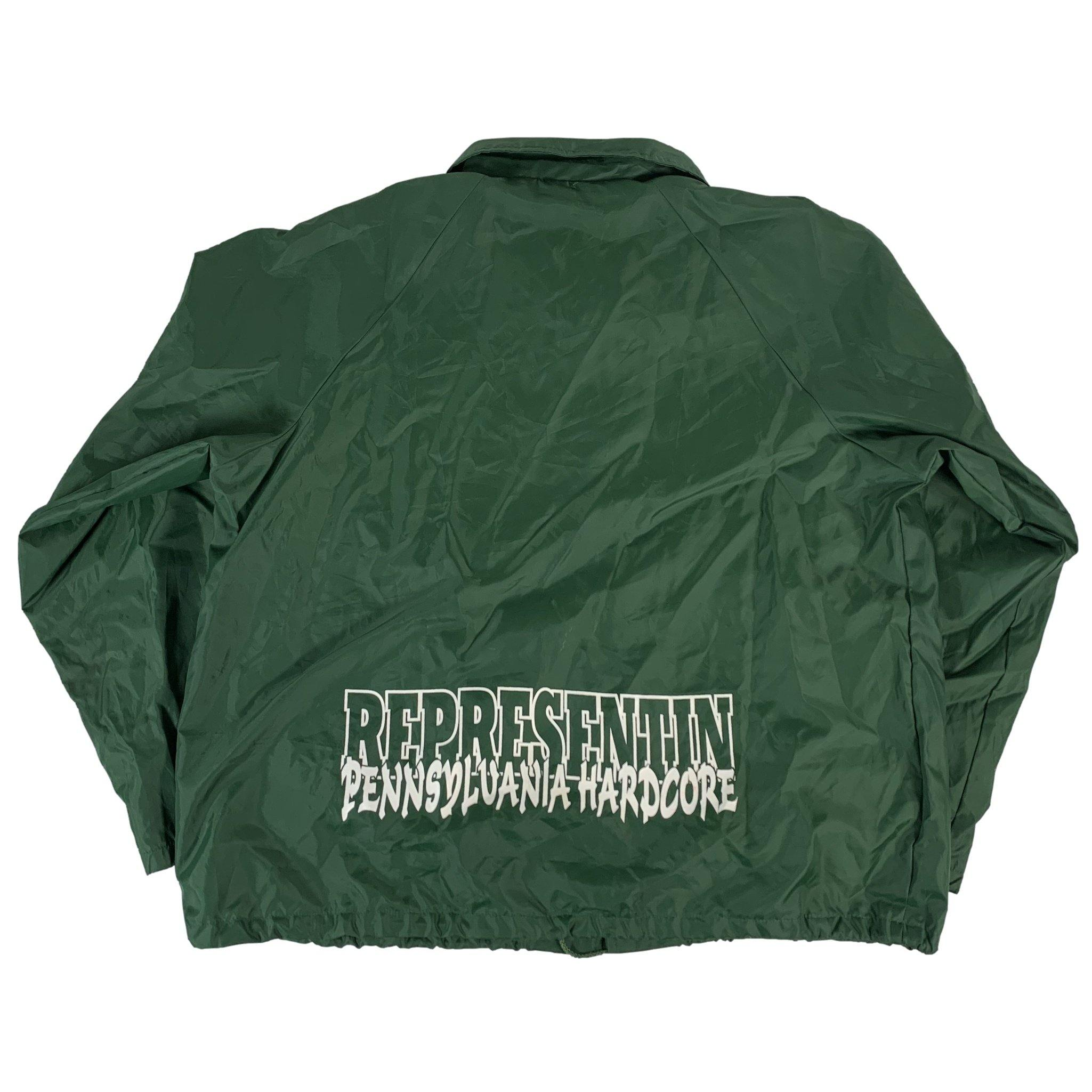 "Vintage Not Without Resistance ""PAHC"" Windbreaker"