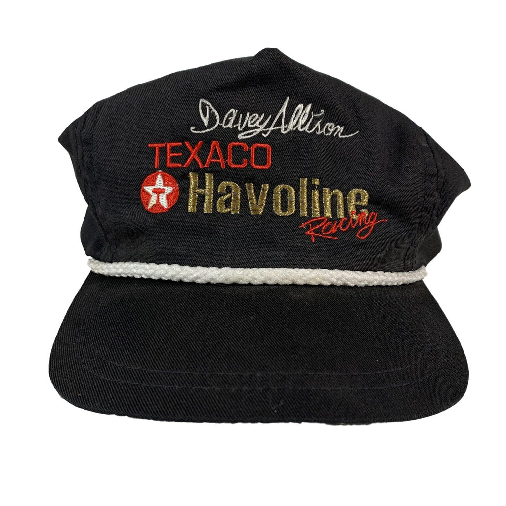 "Vintage Davey Allison ""Havoline"" Trucker Hat"