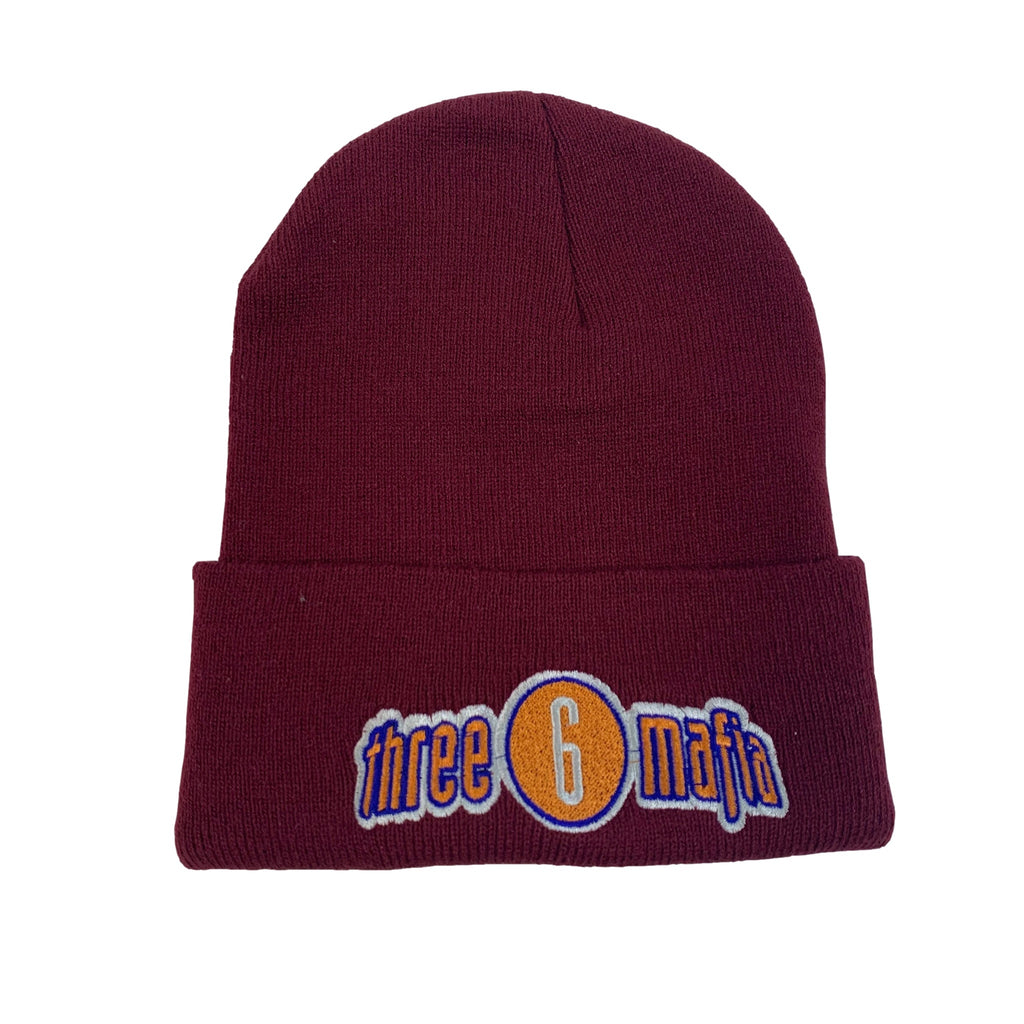 "Vintage Three 6 Mafia ""Loud Records"" Beanie"
