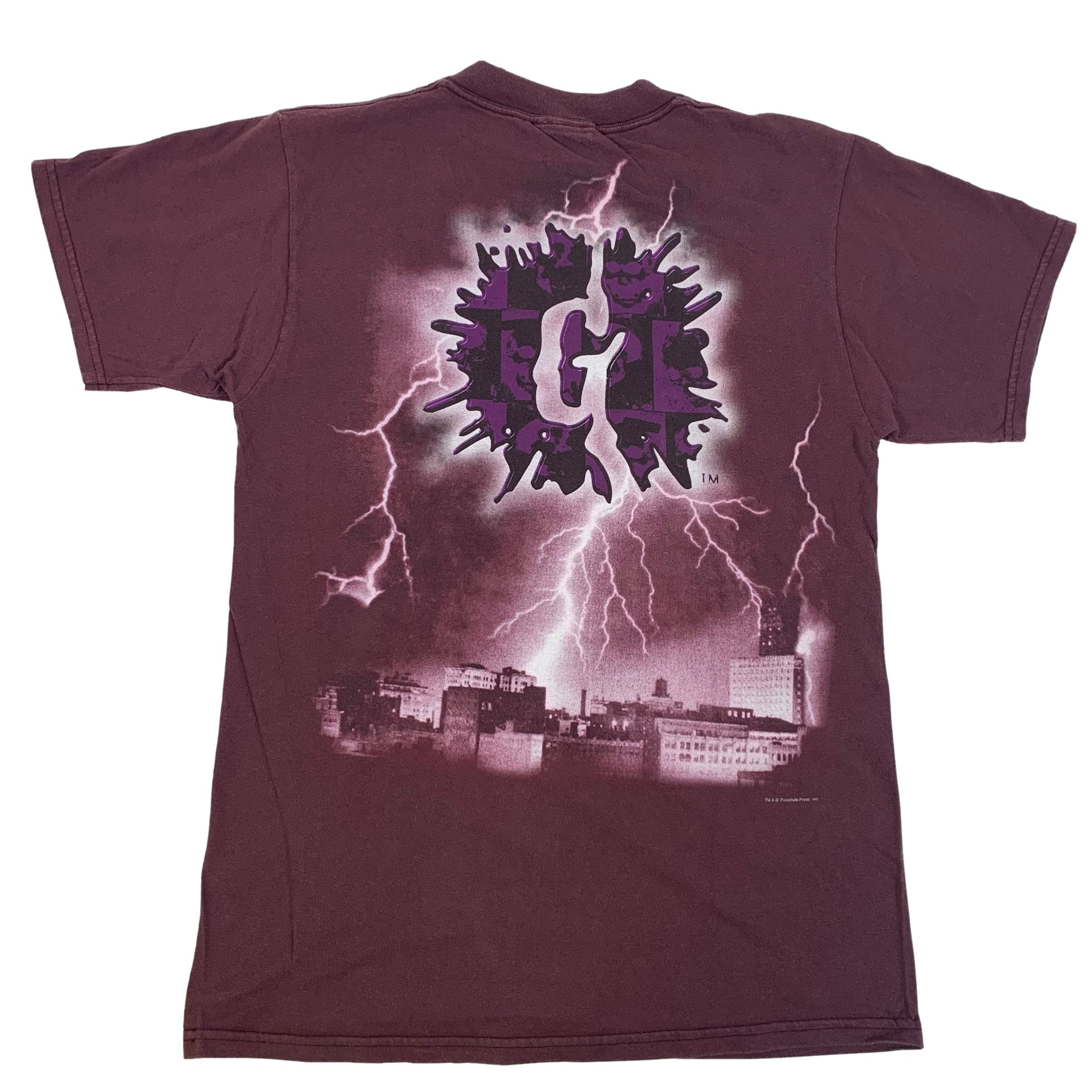 "Vintage Goosebumps ""Parachute Press"" T-Shirt"