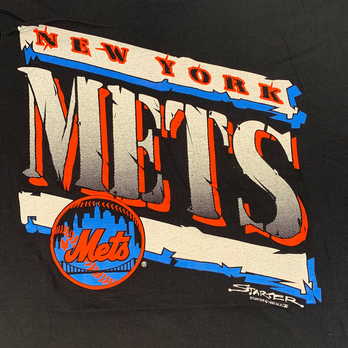 "Vintage New York Mets ""Starter"" T-Shirt"