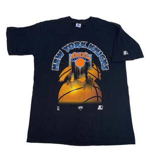 "Vintage New York Knicks ""Starter"" T-Shirt"