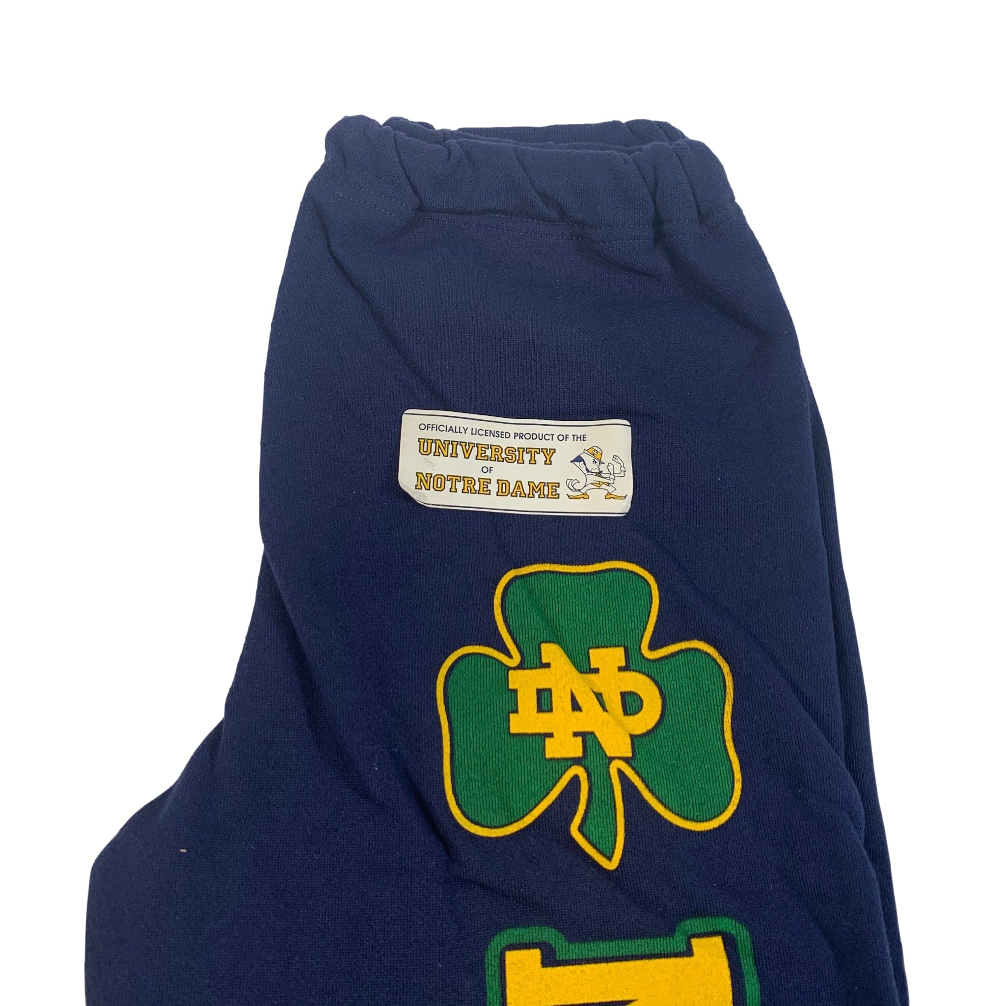 "Vintage Notre Dame ""Fighting Irish"" Sweatpants"