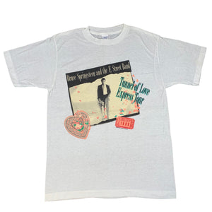 "Vintage Bruce Springsteen ""Tunnel of Love"" T-Shirt"